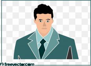 Vector Businessman Icon - Euclidean Vector Illustration PNG