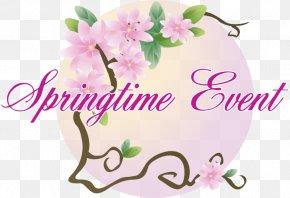 Beautiful Spring Flowers - Floral Design Greeting Image Spring Flower PNG