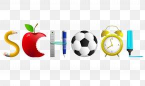 Creative School - Student School Clip Art PNG