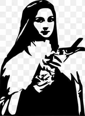 Therese Of Lisieux Saint Novena Clip Art PNG