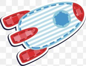 Flat Rocket - Rocket Gratis Clip Art PNG