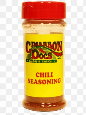 Chili Spice - Seasoning Barbecue Chili Con Carne Spice Rub Ribs PNG