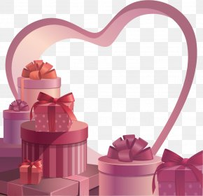 Valentine's Day - Valentine's Day Love New Year Clip Art PNG