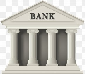 Bank - Bank Bitcoin Loan Blockchain Finance PNG