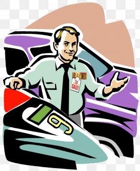 Car Salesman Pictures - Car Dealership Automobile Salesperson Clip Art PNG
