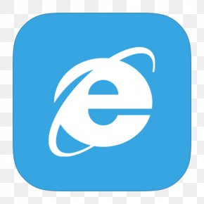 Internet Explorer 8 Icon - Internet Explorer Web Browser PNG