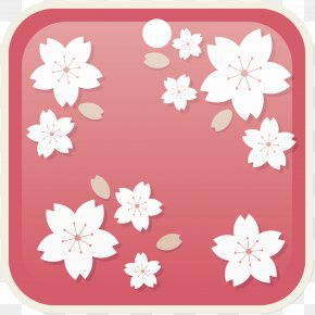 Vector Flower Notes - Drawing Euclidean Vector Flower PNG