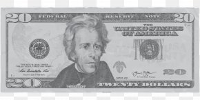 United States - United States Twenty-dollar Bill United States One-dollar Bill United States Dollar Replacement Banknote PNG