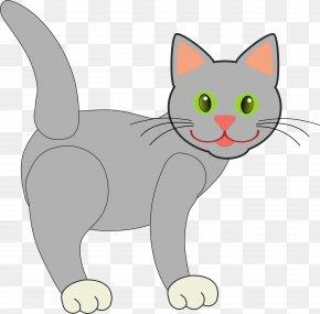 Cats - Big Cat Kitten Tiger Clip Art PNG