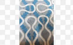 Carpet - Wool Carpet Blue Textile Teal PNG