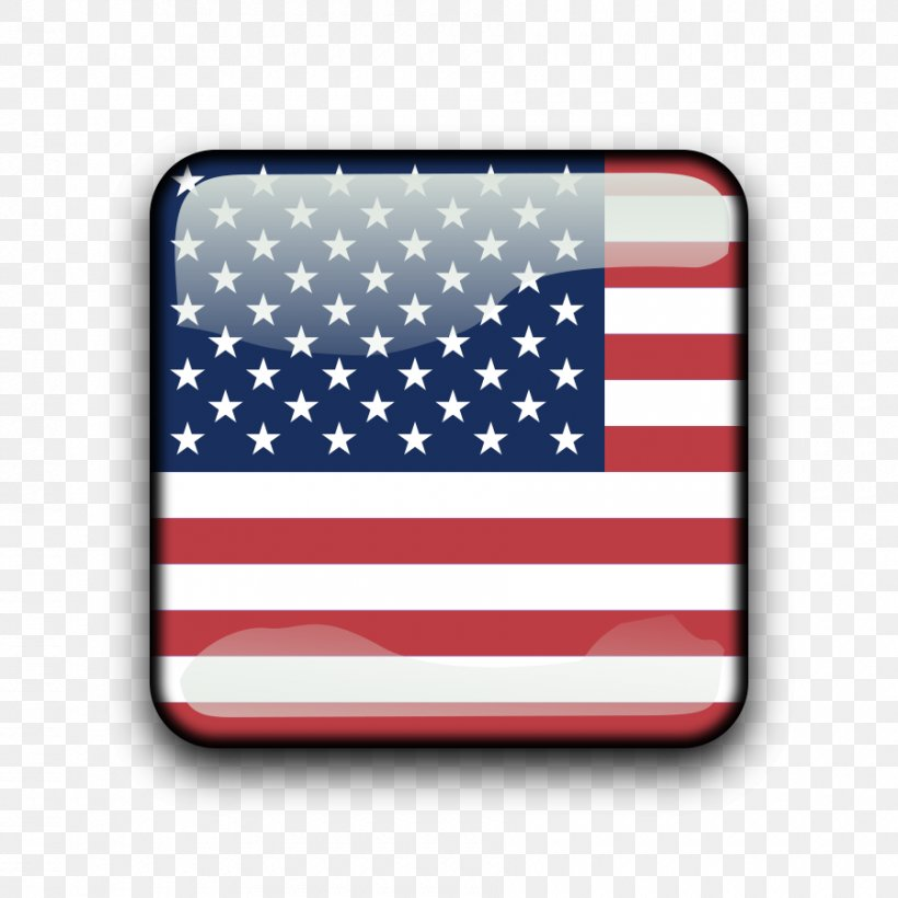 Flag Of The United States Clip Art, PNG, 900x900px, United States, Flag, Flag Of The United States, Rectangle Download Free