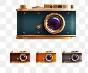 Camera - Camera Retro Style Photography Royalty-free PNG