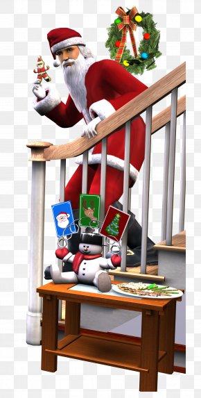 Santa Claus - Santa Claus Christmas Decoration PNG