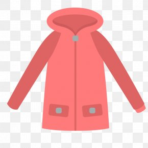 Cartoon Winter Coat - Sleeve Coat Jacket Cartoon PNG