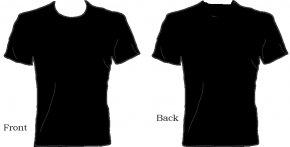 Tshirt Template - T-shirt Clothing Polo Shirt Clip Art PNG