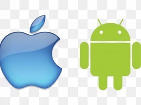 Iphone - IPhone Android Apple Handheld Devices PNG
