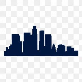 Los Angeles File - Los Angeles Skyline PNG