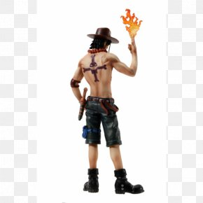 Portgas D. Ace - Portgas D. Ace Figurine One Piece Action & Toy Figures Banpresto PNG