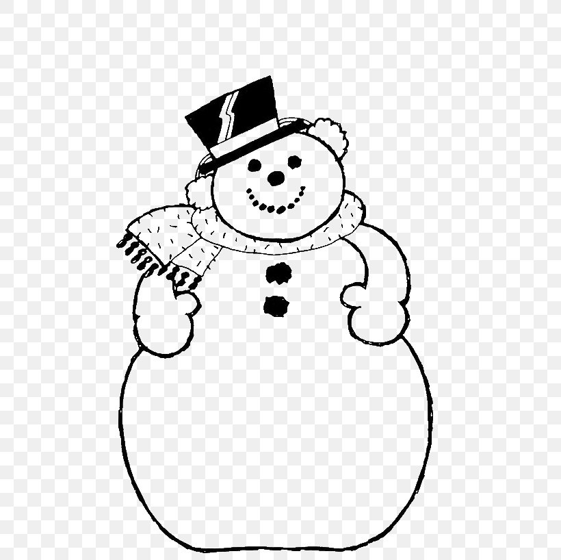 Top 24 Free Printable Snowman Coloring Pages Online | 818x820
