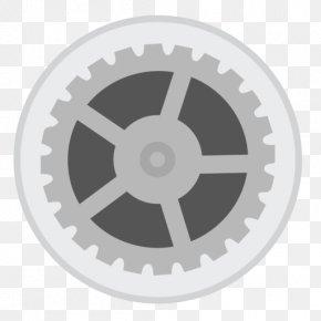 Settings - Wheel Angle Spoke Hardware Accessory PNG
