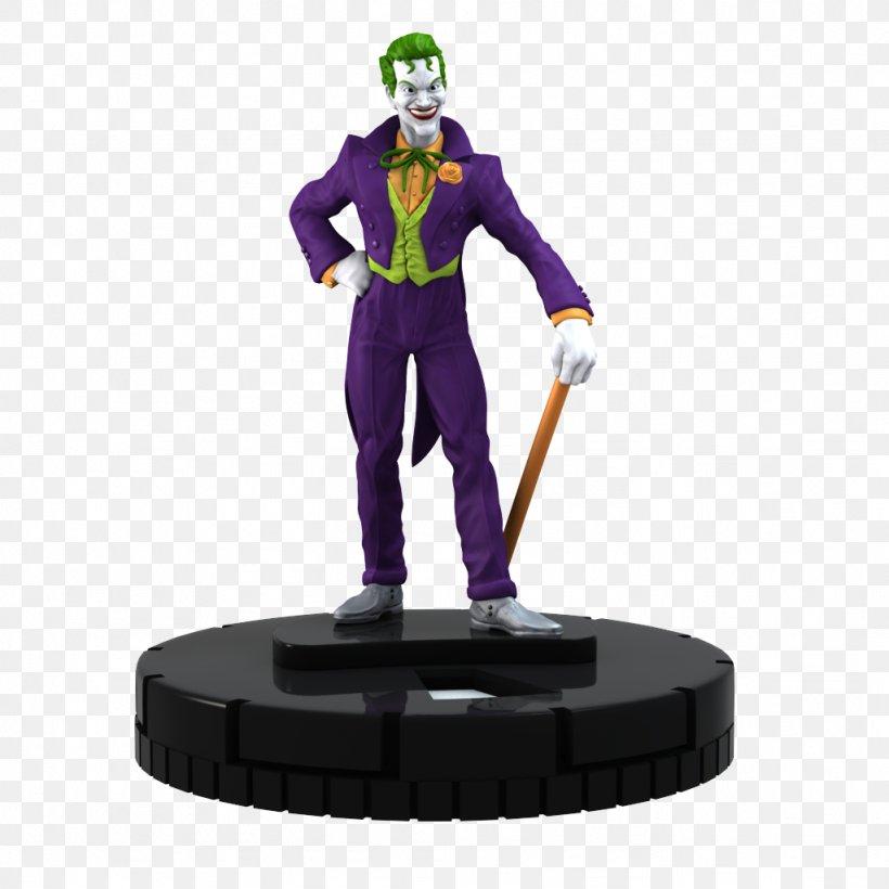 Arkham Orgins Batman Joker Heroclix