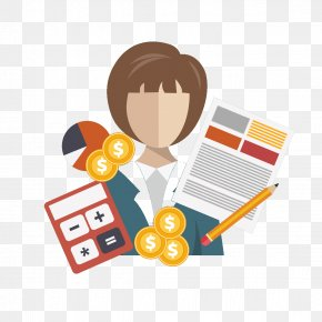 Accounting Financial - Management Business Digital Marketing Service PNG