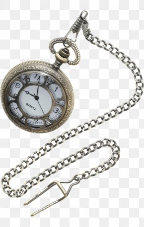 Watch - Steampunk Costume Pocket Watch Locket PNG