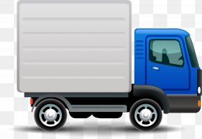 Moving Truck Window - Car Truck PNG