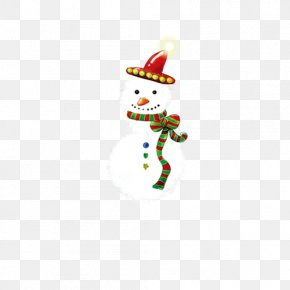 Christmas Snowman - Santa Claus Snowman Christmas Clip Art PNG