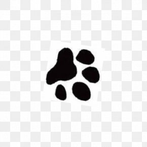 Dog Paw Print Image - Yorkshire Terrier Cat Cougar Paw Clip Art PNG