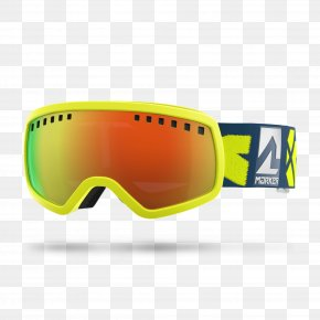 Skiing - Snow Goggles Skiing Gafas De Esquí Glasses PNG