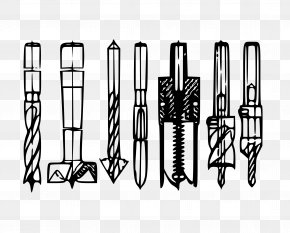 Drill - Augers Drill Bit Hand Tool Clip Art PNG