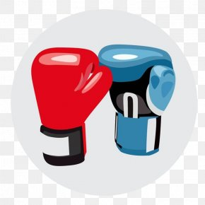 Boxing Gloves Outlines - Boxing Glove Vector Graphics Boxing Glove Image PNG