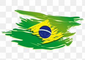 Flag Of Brazil - Rio De Janeiro Ultimate Fighting Championship T-shirt Logo Font PNG