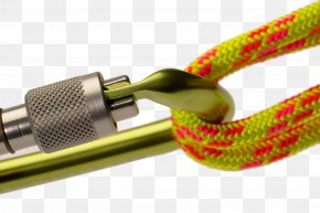 Rope And Snap - Rope Mountaineering Carabiner Climbing PNG