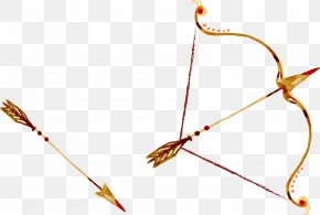 Vector Painted Archery - Archery Bow And Arrow PNG