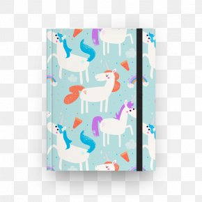 Notebook - Notebook Unicorn Spiral Diary Stationery PNG