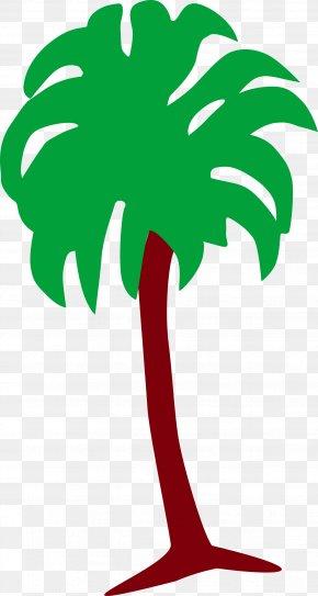 Palm Tree - Qatar Tree Arecaceae Plant Clip Art PNG