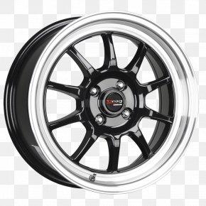 Car - Car Rim Wheel Tire Spoke PNG