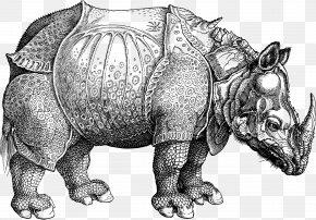 Apocalypse - Dürer's Rhinoceros Melencolia I Renaissance Albrecht Dürer's House National Gallery Of Art PNG