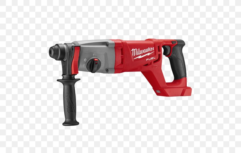 Milwaukee Electric Tool Corporation Hammer Drill SDS Augers, PNG, 520x520px, Milwaukee Electric Tool Corporation, Augers, Chisel, Drill, Hammer Download Free