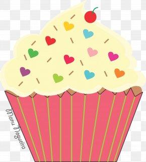 Cupcake Tower - Cupcake Muffin Drawing Clip Art PNG
