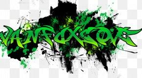 Graffiti Transparent Picture - Graffiti Logo PNG