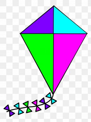 Kite - Kite Clip Art PNG