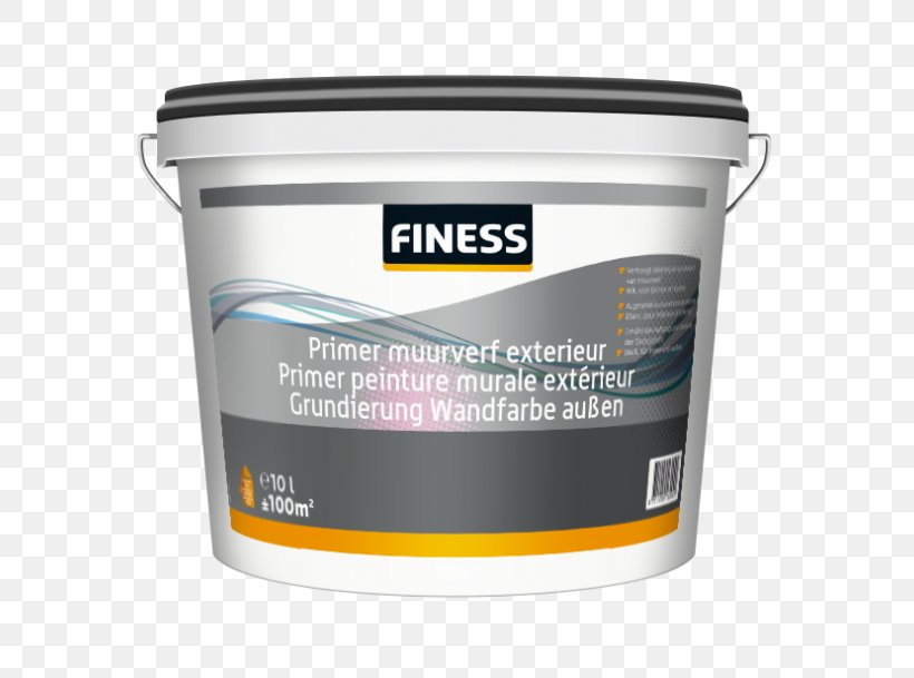 Paint Primer Wall Bucket Sikkens Png 700x609px Paint