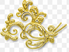 Jewellery - Gold Jewellery Ring PNG