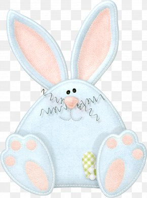 Glutes - Easter Bunny European Rabbit Happy Easter! PNG