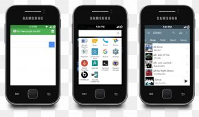 Smartphone - Smartphone Samsung Galaxy Y Feature Phone XDA Developers ROM PNG