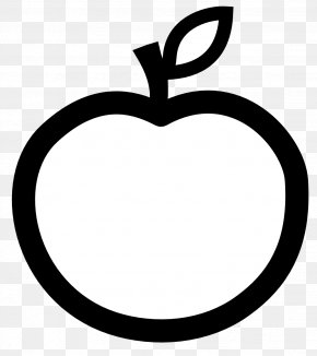 Apple Clipart Black And White, Transparent PNG Clipart Images Free Download  - ClipartMax