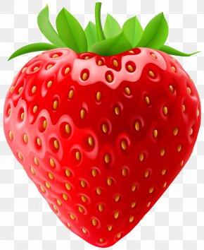 Strawberry - Strawberry Pie Clip Art PNG